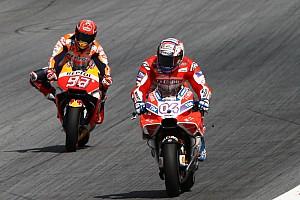 MotoGP Важливі новини Маркес: Я забув про чемпіонат на останньому колі