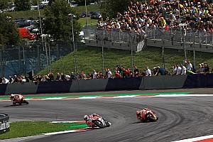 MotoGP 速報ニュース 【MotoGP】ドヴィツィオーゾ、マルケスの攻撃に憤慨「少し怒っていた」