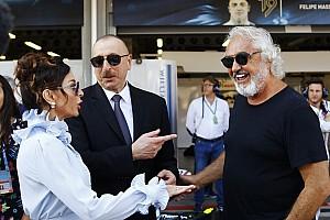 Forma-1 Interjú Briatore bevezetné a kötelező biztonsági autós fázist a Forma-1-ben