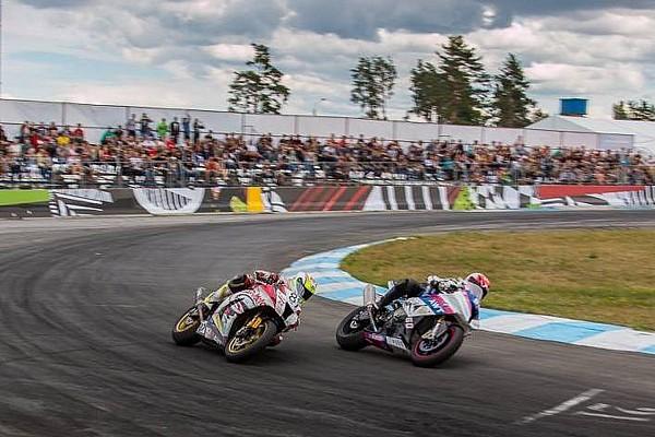 UASBK Репортаж з гонки MotoOpenFest: протистояння Костянтинів – гонку GrandPrix із поула виграв Денисов