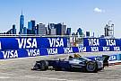 Formula E Fotogallery: le suggestive immagini dell'ePrix di New York 2017