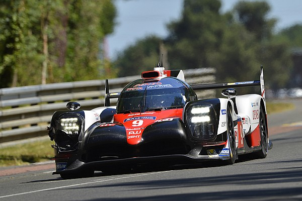 Toyota admite que llevar tres coches a Le Mans fue
