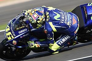 MotoGP Ultime notizie Valentino potrebbe fare un test a Misano domani, pioggia permettendo