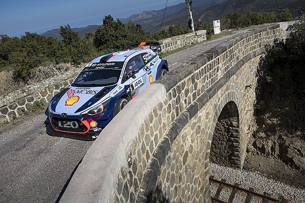 Korsika WRC: Neuville bu sefer kaza yapmadı, sezonun ilk galibiyetini kazandı!