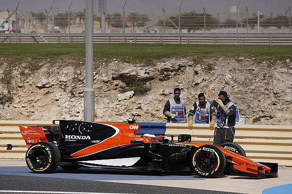 Formule 1 Actualités McLaren avec une évolution Honda pour améliorer la fiabilité à Sotchi