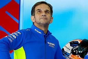 Suzuki-Teamchef Brivio bestätigt Gespräche mit Marc-VDS