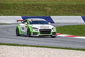 Egyéb autósport Motorsport.com hírek Audi TT Cup: Masters nyert, Keszthelyi a 10. helyen végzett