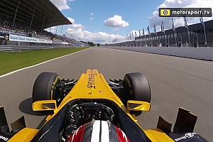 Algemeen Special feature Video: Plankgas met Hülkenberg over TT Circuit Assen