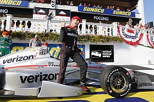 IndyCar Race report Pocono IndyCar: Top 10 quotes after race
