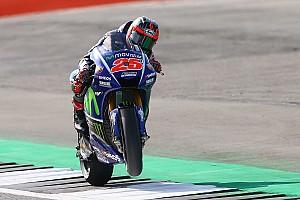 MotoGP Practice report FP1 MotoGP Inggris: Vinales tercepat, Rossi kelima