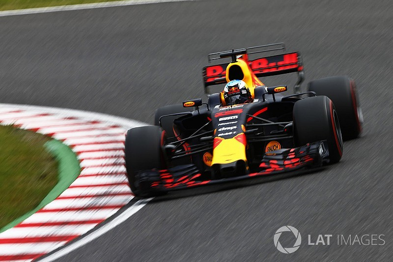 Ricciardo esperava Red Bull mais perto da Mercedes