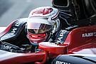 FIA F2 Albon sorprende e conquista il miglior tempo nelle Libere di Abu Dhabi
