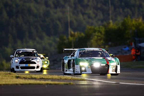 Экипаж Audi выиграл «24 часа Нюрбургринга» в дождевой концовке