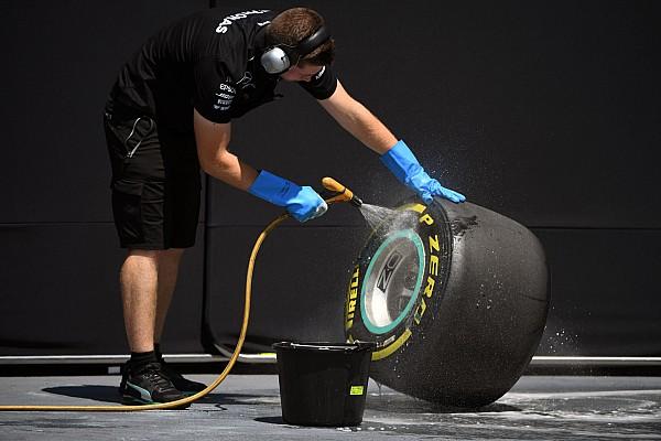 خيارات إطارات متقاربة لفرق الفورمولا واحد لجائزة المجر الكبرى