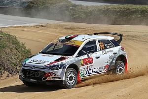 WRC Ultime notizie Andolfi correrà al Rally di Portogallo su una i20 R5 dell'ACI Team Italia