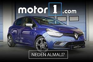 OTOMOBİL Özel Haber 2017 Makyajlı Renault Clio GT Line 1.2 Turbo EDC İncelemesi