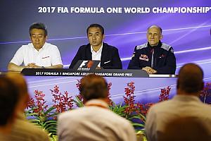 Formula 1 Press conference Singapore GP: Friday's press conference