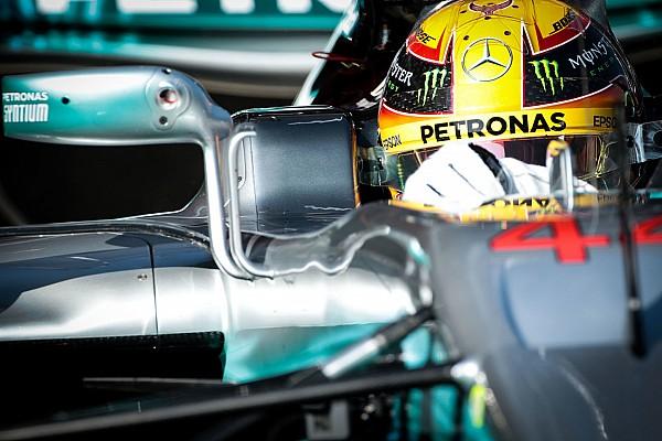 "Formula 1 Breaking news Hamilton: Mercedes ""looks 1000 times better"" than F1 2017 rivals"