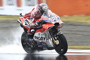 MotoGP Antrenman raporu Motegi MotoGP 2. Antrenman: Dovizioso lider, Marquez düştü!