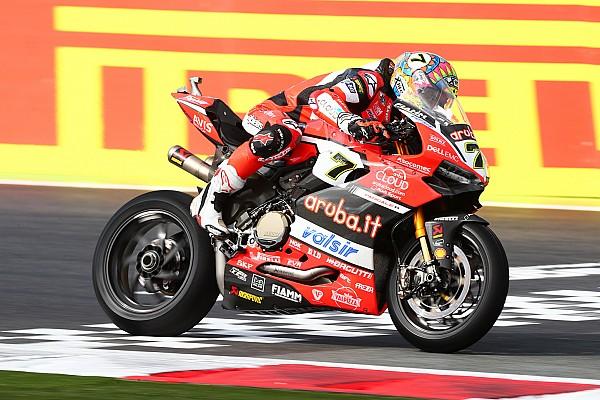 WSBK Chaz Davies domina gara 2 a Magny-Cours davanti alle Yamaha