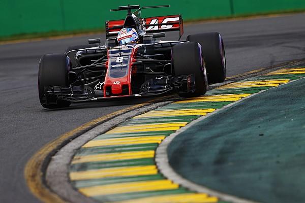 """Formel 1 Interview Grosjean nach seinem Motorschaden: """"Klar, das tut weh"""""""