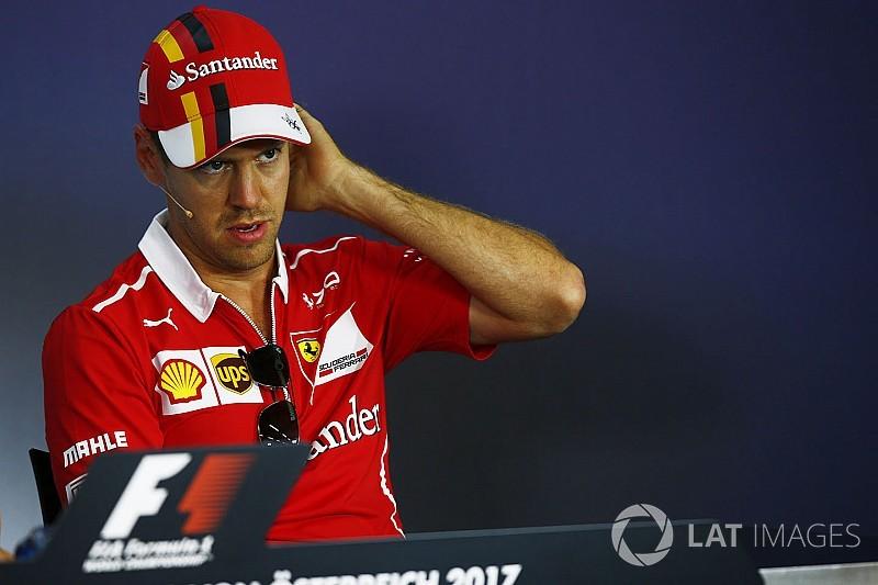 """Vettel: """"Lo de Bakú fue incorrecto, Lewis no tuvo mala intención"""""""