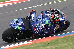 MotoGP Отчет о тренировке Виньялес показал лучшее время на разминке Гран При Аргентины