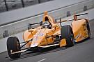 Франкітті вразив виступ Алонсо на тестах IndyCar