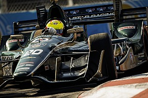 IndyCar Interview Pigot pushing himself, proving himself, hoping to stay at ECR