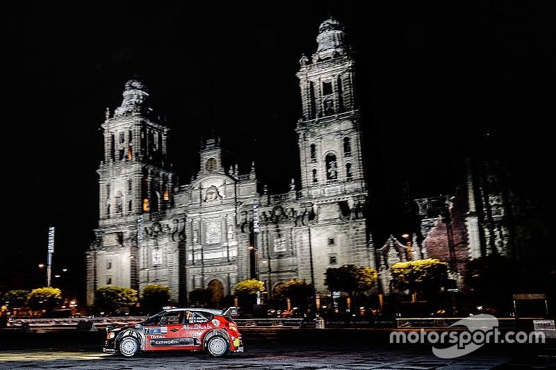 Ketika efek Trump mengancam gelaran WRC Meksiko