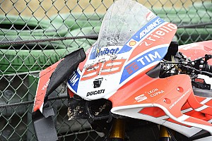 MotoGP Analysis Analysis: Misano breaks MotoGP race weekend crash record