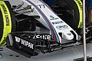 Технический брифинг: носовой обтекатель и переднее крыло Williams FW38