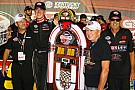 Austin Cindric earns first oval stock car win in ARCA race