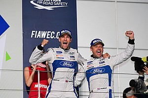 "WEC Breaking news Ford ""nailed it"" on way to Fuji win, says Priaulx"