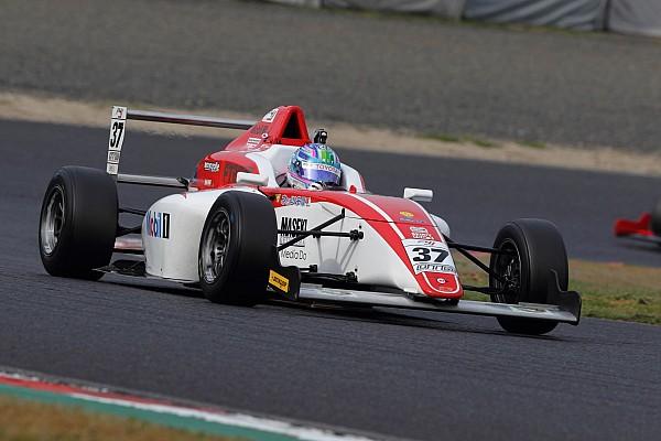 小高が連勝。富士2連戦を完全制覇:FIA-F4選手権第4戦