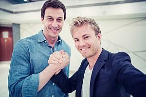 F1 Noticias de última hora Mercedes dice que Rosberg fue la única opción