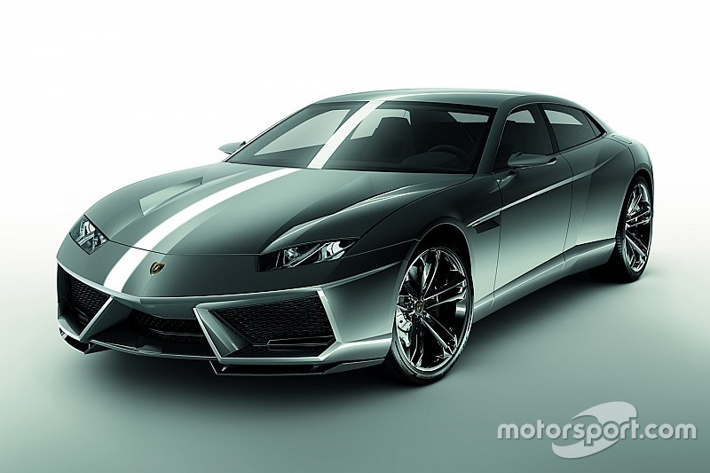 Lamborghini, forse in arrivo una berlina a 4 porte