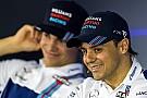 Massa não se incomoda por estar atrás de Stroll no mundial