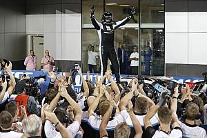 Björk remporte le titre de WTCC