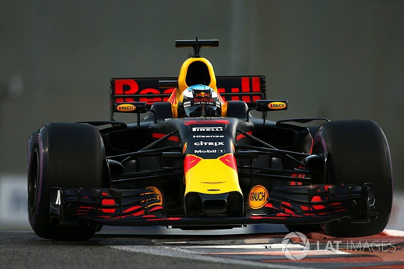 Ricciardo's plan to beat Verstappen to an F1 title