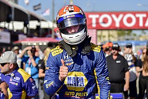 IndyCar Résumé de qualifications Qualifications - Alexander Rossi s'offre la pole !