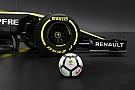 Formula 1 La Renault avvia una partnership con LaLiga spagnola di calcio