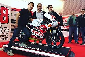 Moto3 Ultime notizie La SIC58 Squadra Corse si presenta nella