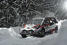 WRC Toyota arranca el Rally de Suecia dominando