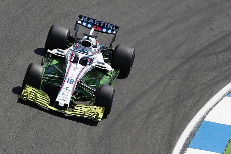 Le nouvel aileron déclenche une lueur d'espoir chez Williams