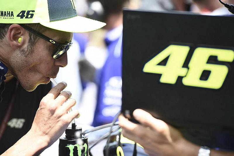 Yamaha: Valentino Rossi reist mit