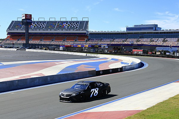 NASCAR Cup Breaking news Pair of test dates set for NASCAR Cup teams at Charlotte Roval