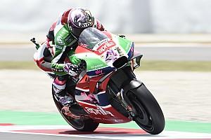 MotoGP Actualités Pénalité sur la grille pour Aleix Espargaró