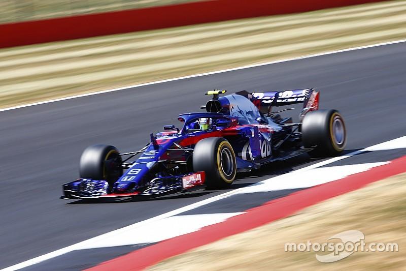Toro Rosso losing