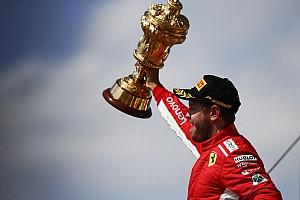 Formule 1 Diaporama Stats - Vettel atteint les 51 victoires de Prost